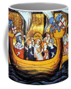 Seventh Crusade 13th Century Coffee Mug