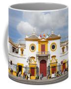 Seville Bullring In Spain Coffee Mug