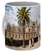 Seville Cathedral In Spain Coffee Mug