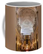 Seville Cathedral Interior Coffee Mug