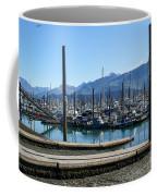 Seward Alaska Bay Coffee Mug