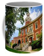 Sewickley Pennsylvania Municipal Hall Coffee Mug