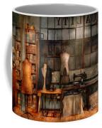 Sewing - Industrial - Quality Linens  Coffee Mug