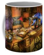 Sewing Machine  - Sewing Machine Iv Coffee Mug