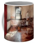 Sewing - Room - Grandma's Sewing Room Coffee Mug