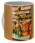 Sewing - Supplies For The Seamstress Coffee Mug by Mike Savad