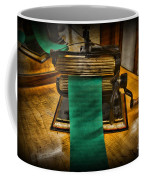 Sewing - The Victorian Seamstress  Coffee Mug by Paul Ward