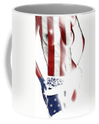 Sexy Stars And Stripes Coffee Mug
