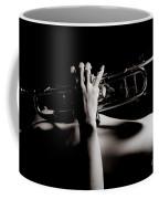 Sexy Trumpet Coffee Mug
