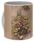 Seymour Dye Killed By Indians Coffee Mug
