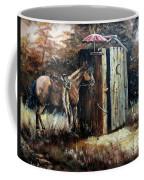 Shade For My Horse Coffee Mug