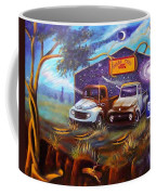 Shade Tree Hot Rods Coffee Mug