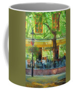 Shaded Cafe Coffee Mug