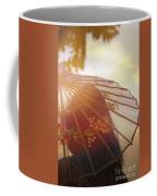Shaded From The Sun Coffee Mug