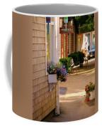 Shaded Walkway Coffee Mug
