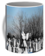 Shades Of A Gothic Winter Coffee Mug