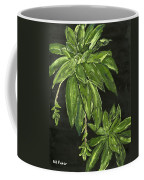 Shades Of Green Coffee Mug