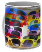 Shades Of Shades Coffee Mug