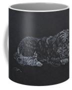Shadow Coffee Mug by Michele Myers