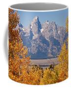 Shadow Mountain Grand Teton National Park Coffee Mug
