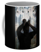 Shadow Of A Man Coffee Mug