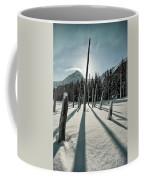 Shadow Of Former Selves Coffee Mug