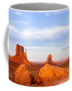 Shadow Of The Past Coffee Mug