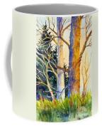 Shadow Patterns II Coffee Mug