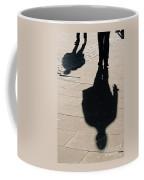Shadow People In London # 2 Coffee Mug