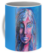 Shadow Woman Coffee Mug