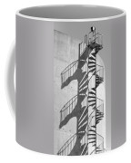 Shadowplay- Spiral Stairs Coffee Mug