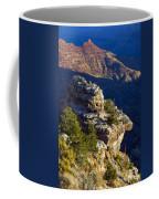 Shadows In The Canyon Coffee Mug