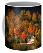 Shadows Of A Colorful Past Coffee Mug