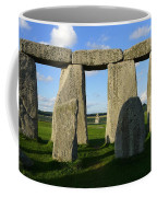 Shadowy Stonehenge Coffee Mug