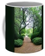 Shady Path Coffee Mug