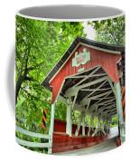 Shafer Covered Bridge Coffee Mug