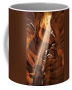 Shaft Of Light Coffee Mug