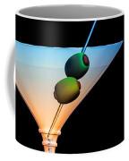 Shaken Not Stirred Coffee Mug by Bob Orsillo