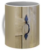 Shaker Door Coffee Mug