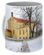 Shaker House - Mustard Coffee Mug