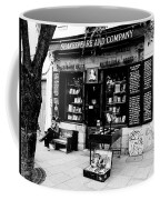 Shakespeare And Company Boookstore In Paris France Coffee Mug