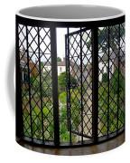 View Through Shakespeare's Window Coffee Mug