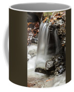 Shale Creek Waterfall Coffee Mug