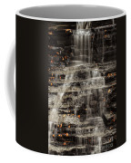 Shale Waterfalls Cascade Coffee Mug