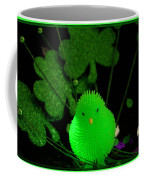 Shamrock Chick Coffee Mug