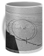 Shape And Shadow No.50 Gray Version Coffee Mug