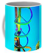 Shape No.21 Color Version Coffee Mug