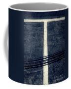 Shape No.35 Gray Scale Coffee Mug