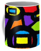 Shapes 13 Coffee Mug