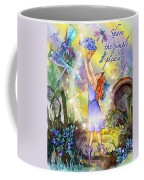 Share The Simple Pleasures Coffee Mug